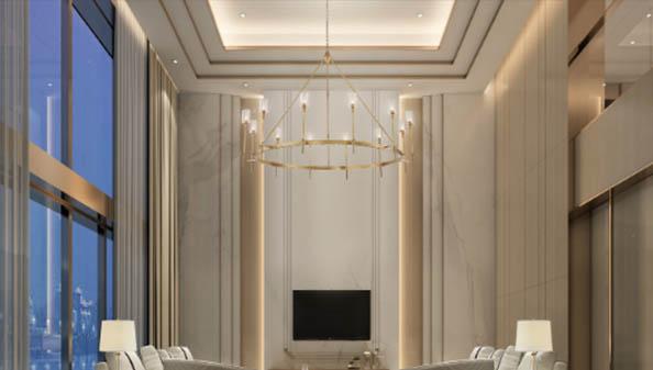 Lighting Showroom For Modern Led